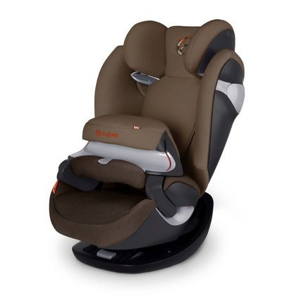 Cybex Child Car Seat Pallas M Coffee Bean - brown 2015 - large image