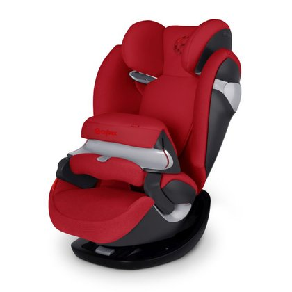 Cybex Child Car Seat Pallas M Hot & Spicy - red 2015 - large image