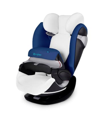 Cybex Summer Cover for Child Car Seats Pallas M & Solution M -  * The Cybex summer cover which stands out as the perfect accessory for your child car seat in summer, prevents your little one from breaking a sweat too quickly.
