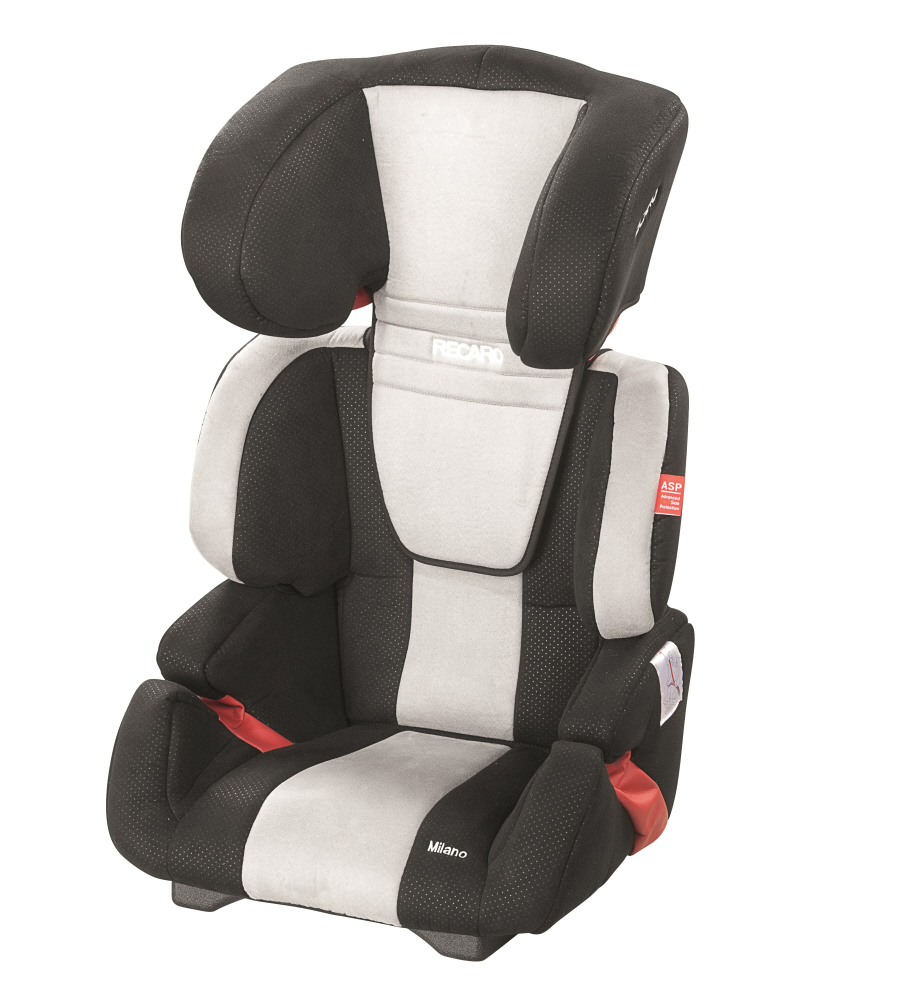 recaro child car seat milano buy at kidsroom car seats. Black Bedroom Furniture Sets. Home Design Ideas
