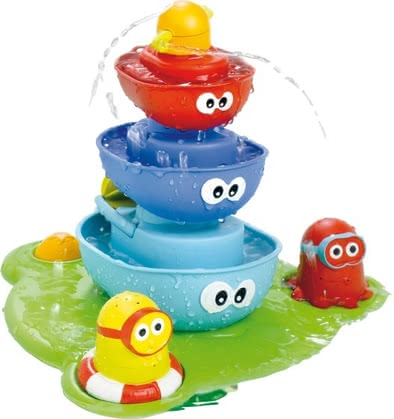 KidsBo Water Game Fountain -  * Fun and games for the bathtub or paddling pool.