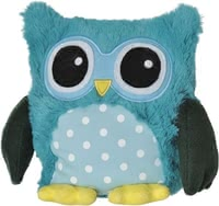 Warmies POP! Owl -  * Keep me warm, little owl! These funny little owls that come in bright colours will make your little one's heart melt instantly.