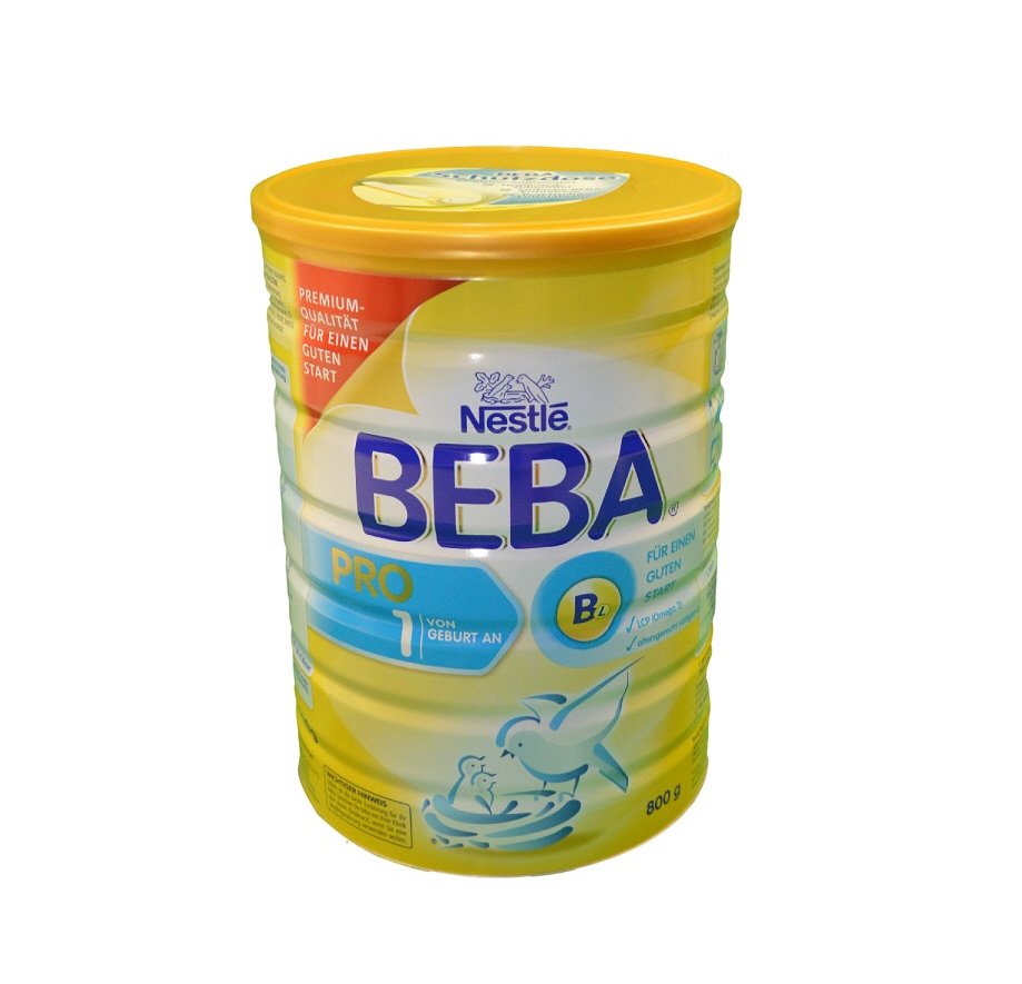 Nestle Beba Pro 1 Infant Formula 800g 2016 Buy At
