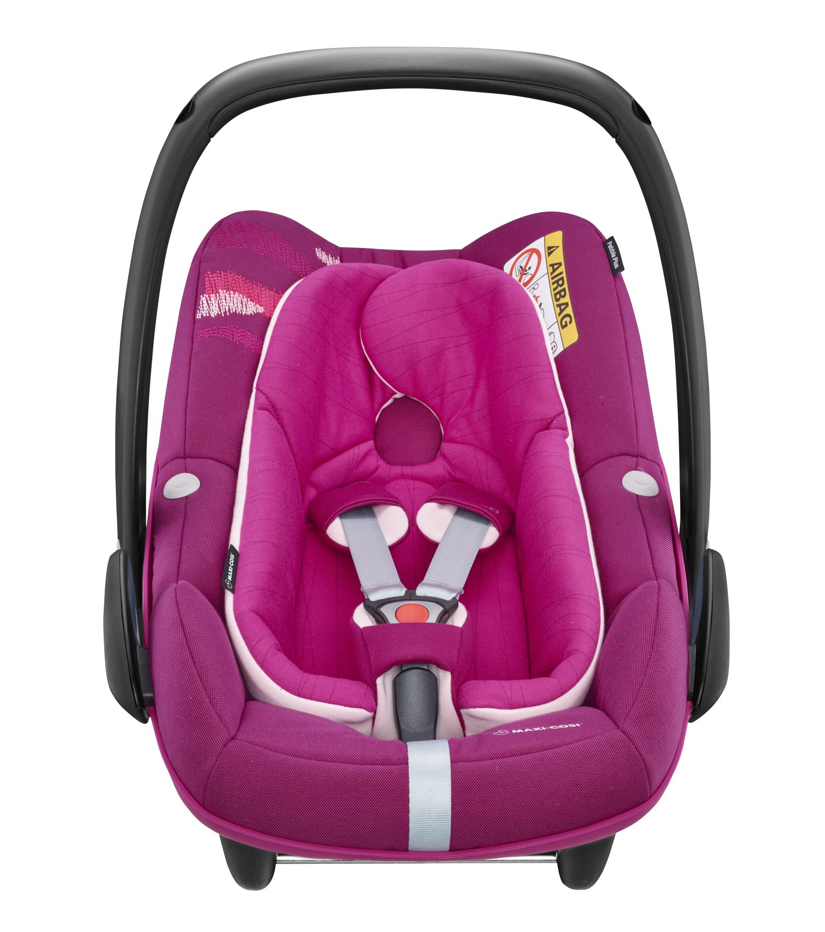 maxi cosi infant car seat pebble plus 2018 frequency pink buy at kidsroom car seats. Black Bedroom Furniture Sets. Home Design Ideas