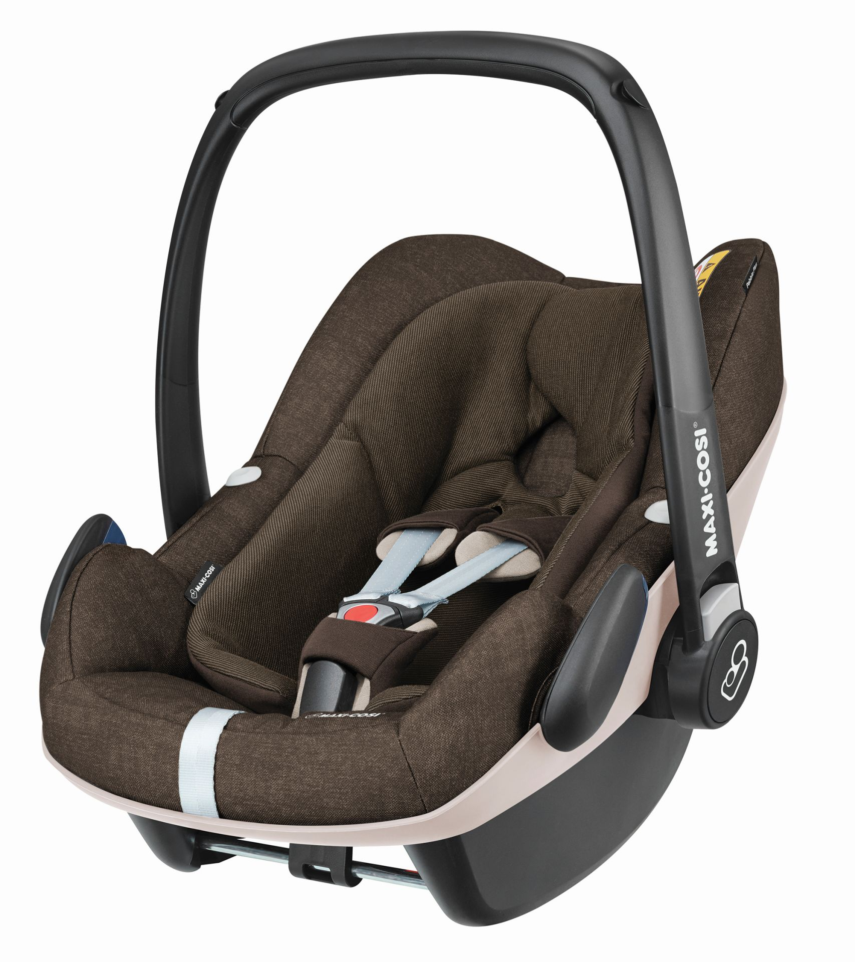 maxi cosi infant car seat pebble plus 2018 nomad brown. Black Bedroom Furniture Sets. Home Design Ideas