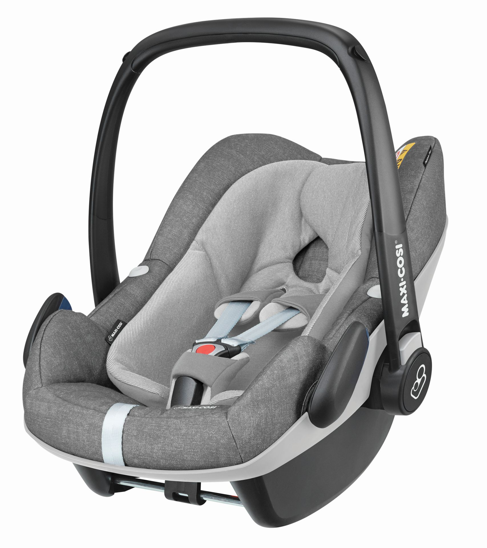 maxi cosi infant car seat pebble plus 2018 nomad grey buy at kidsroom car seats. Black Bedroom Furniture Sets. Home Design Ideas