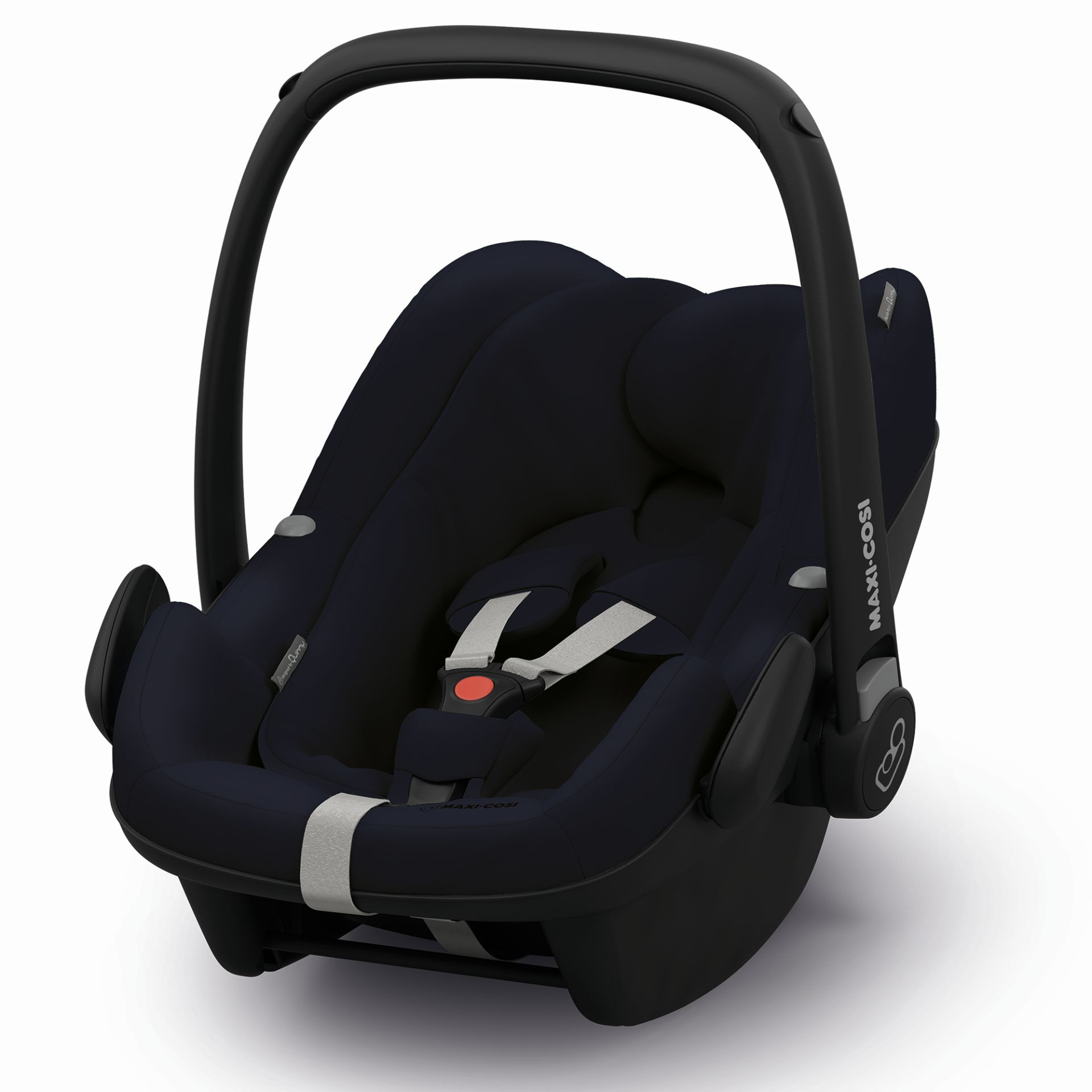 maxi cosi infant car seat pebble plus 2019 midnight blue buy at kidsroom car seats. Black Bedroom Furniture Sets. Home Design Ideas