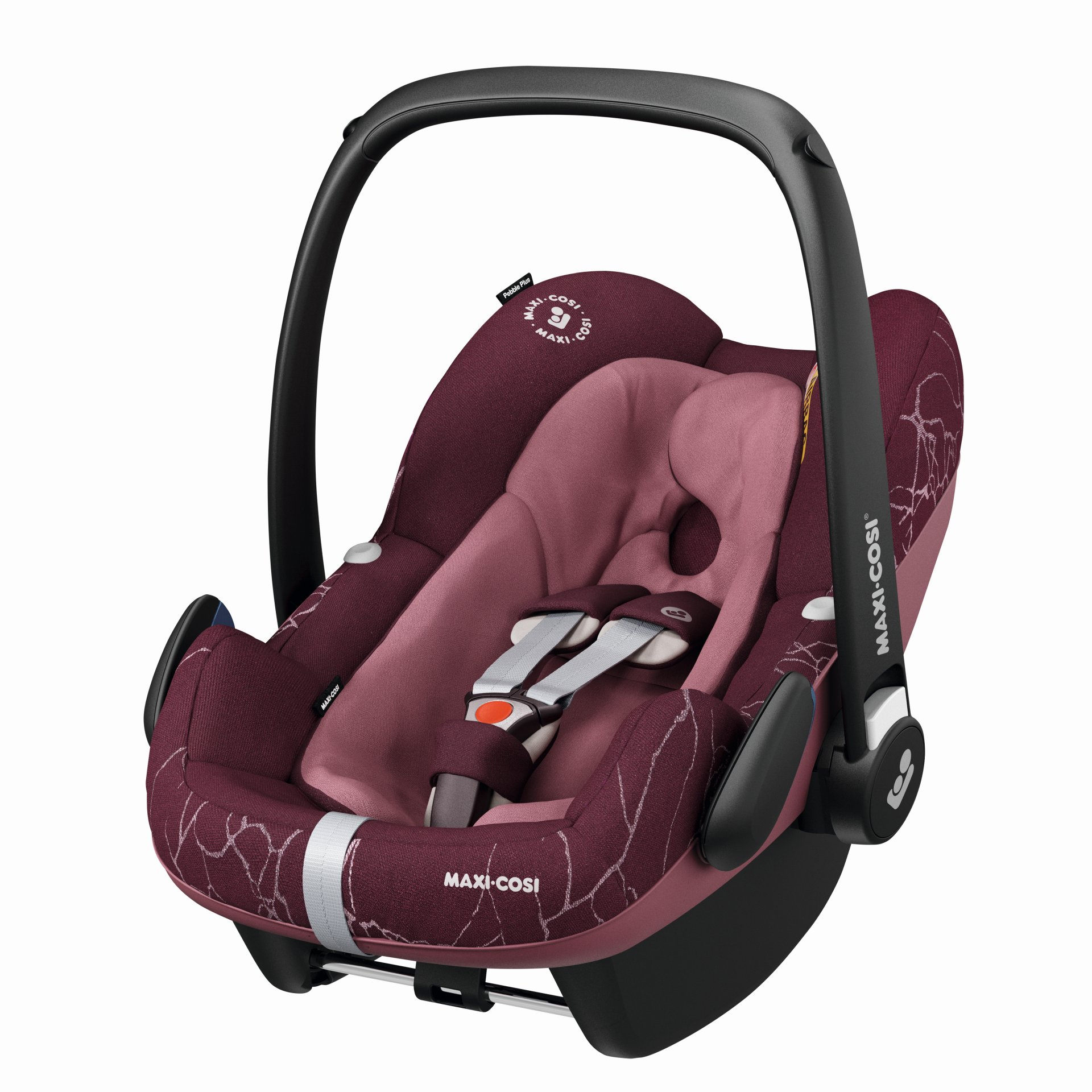 maxi cosi infant car seat pebble plus 2019 marble plum. Black Bedroom Furniture Sets. Home Design Ideas
