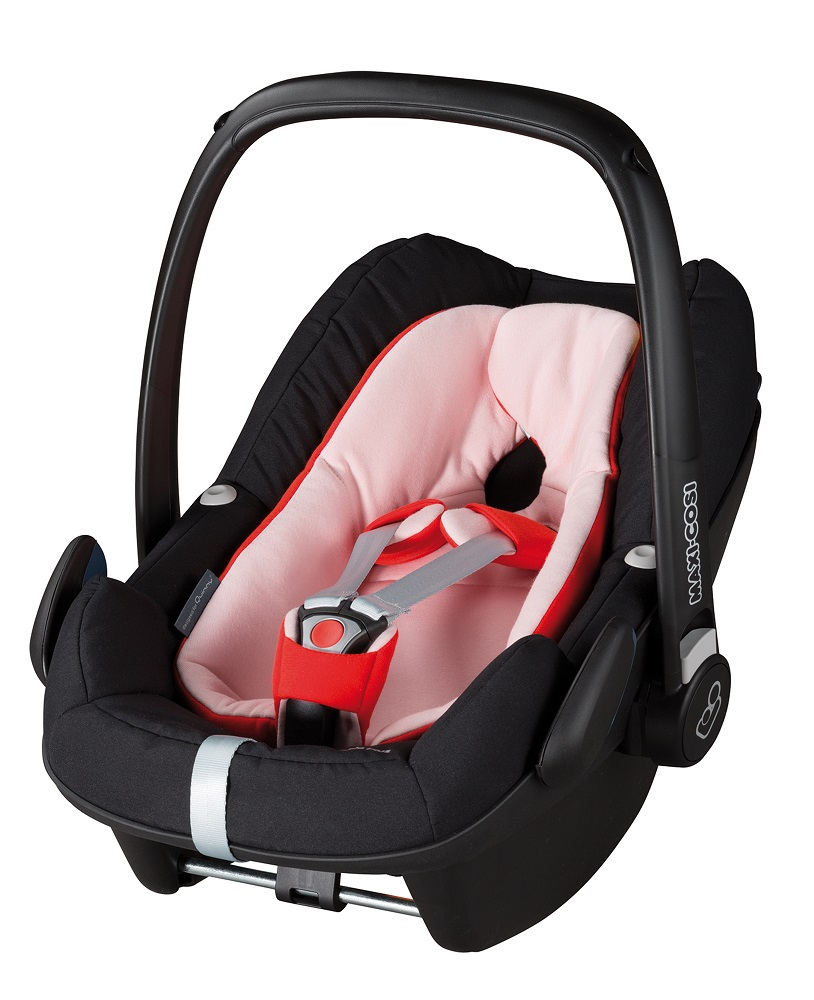 maxi cosi infant car seat pebble plus 2016 reworked red. Black Bedroom Furniture Sets. Home Design Ideas