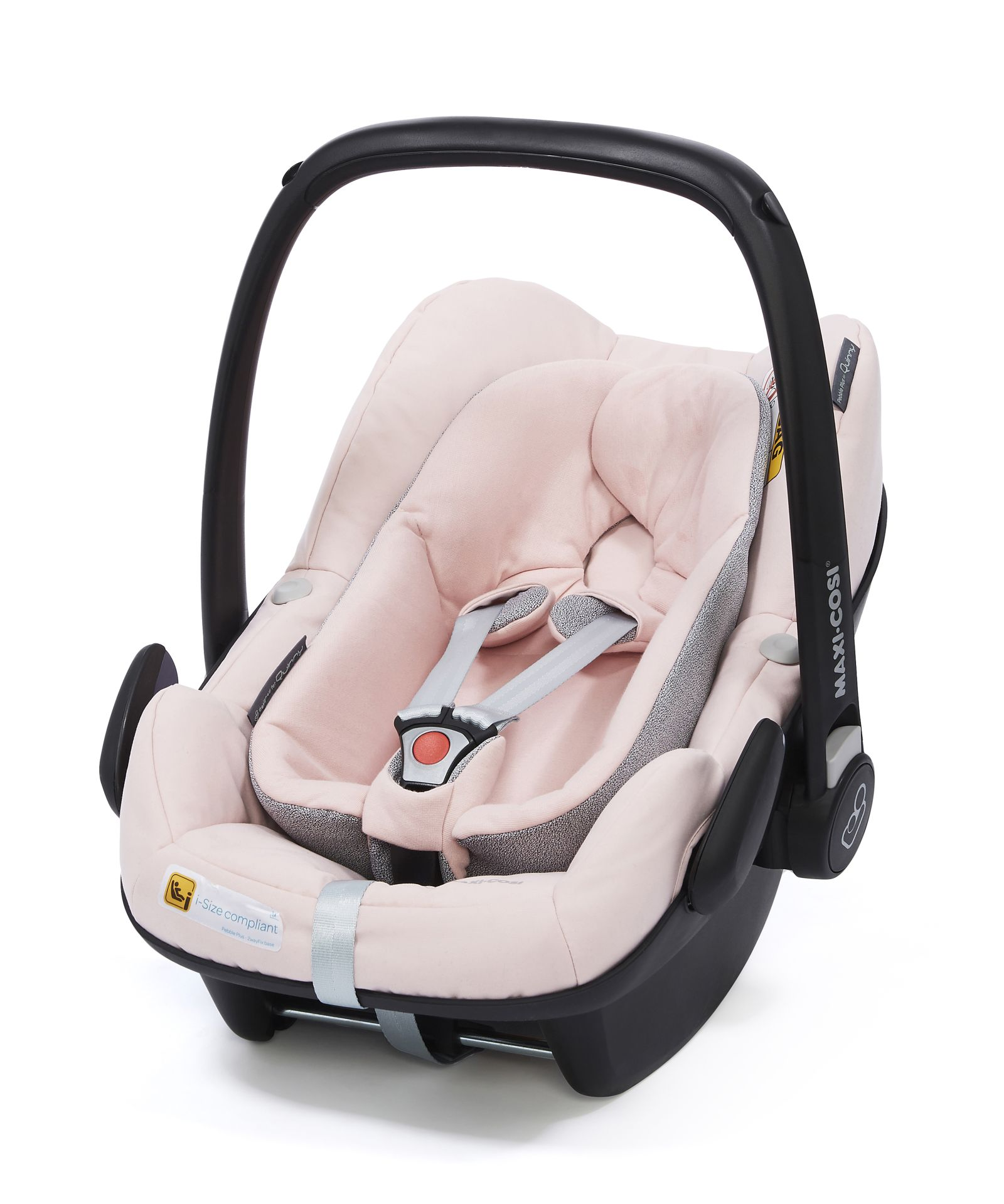 maxi cosi infant car seat pebble plus 2018 blush buy at kidsroom car seats. Black Bedroom Furniture Sets. Home Design Ideas