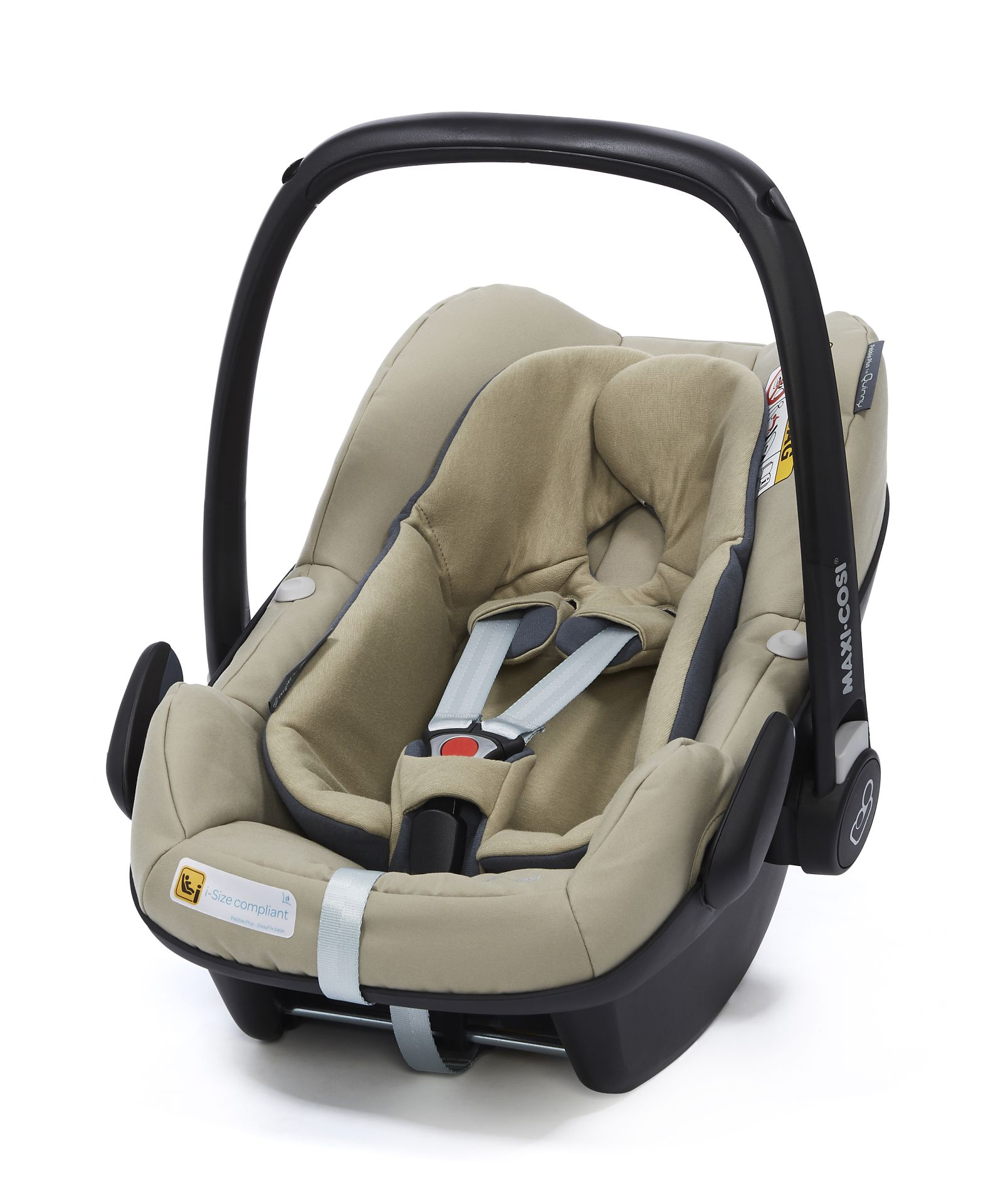 maxi cosi infant car seat pebble plus 2018 sand buy at. Black Bedroom Furniture Sets. Home Design Ideas