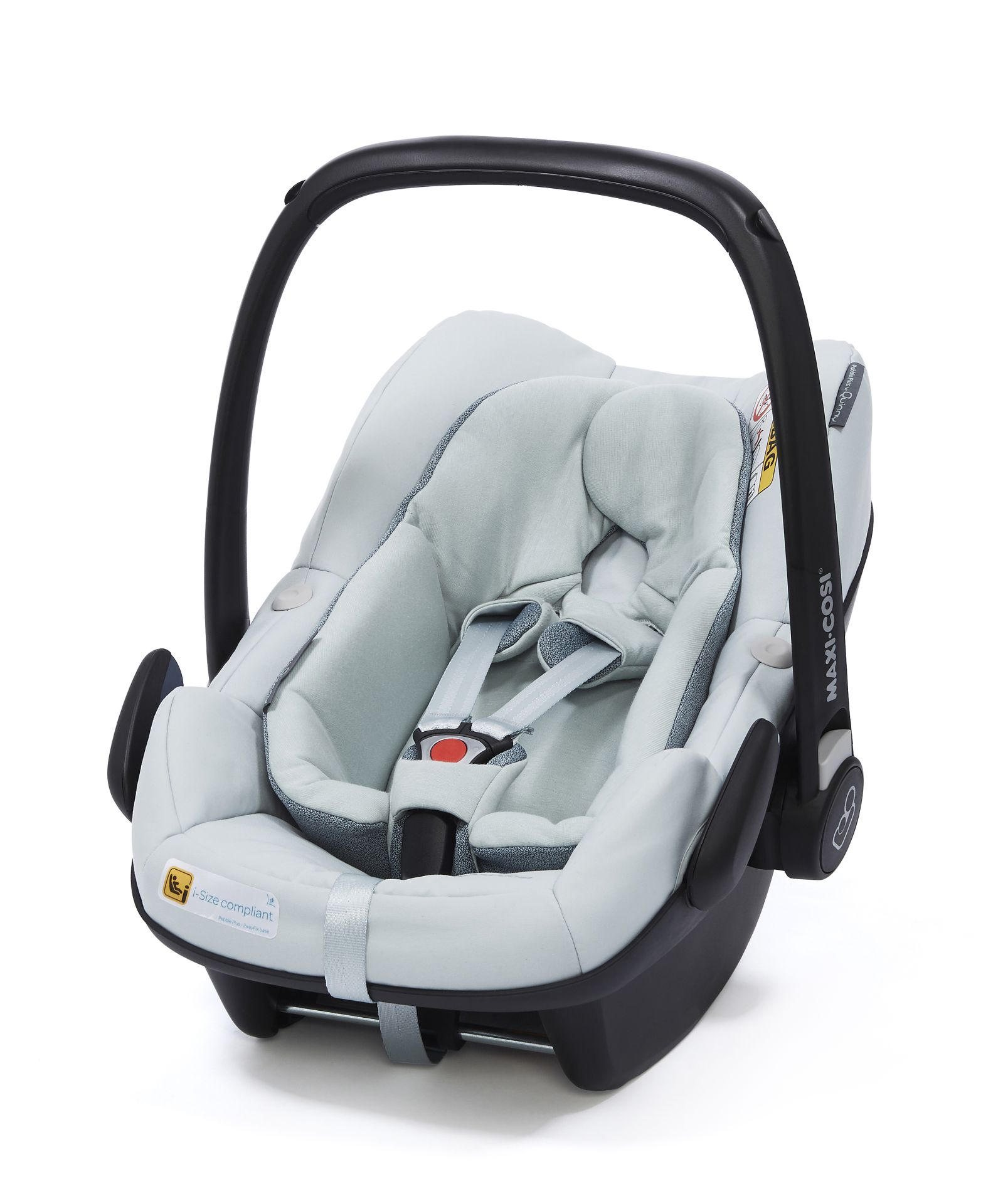 maxi cosi infant car seat pebble plus 2018 grey buy at kidsroom car seats. Black Bedroom Furniture Sets. Home Design Ideas
