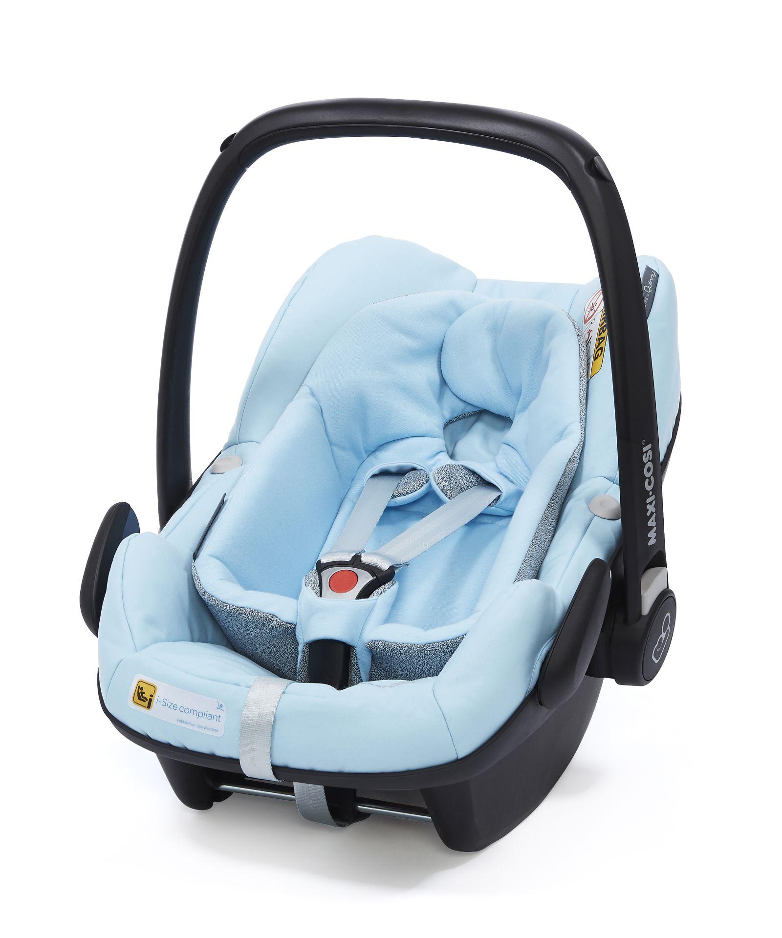 maxi cosi infant car seat pebble plus 2018 sky buy at. Black Bedroom Furniture Sets. Home Design Ideas