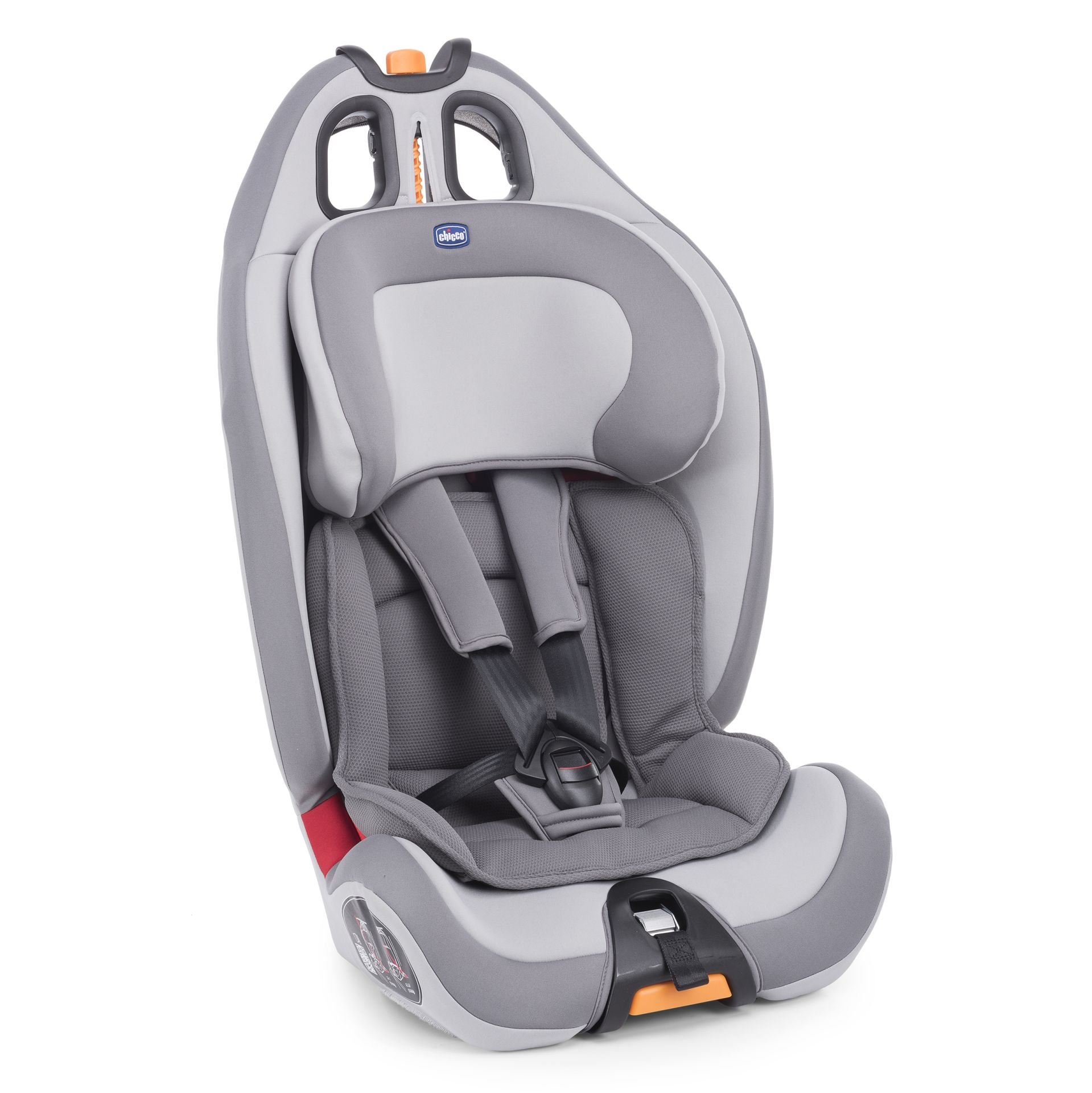 chicco car seat gro up 1 2 3 2018 elegance buy at kidsroom car seats. Black Bedroom Furniture Sets. Home Design Ideas