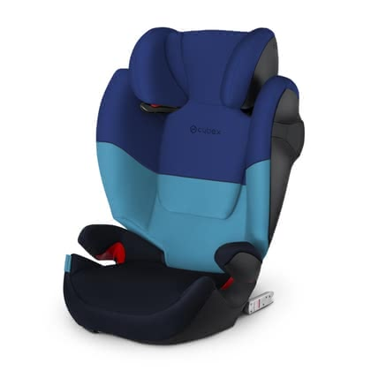 Cybex Child car seat Solution M-Fix - Our Cybex Solution M-Fix is suitable for your little one from the age of approximately 3. The seat convinces through safety and comfort.