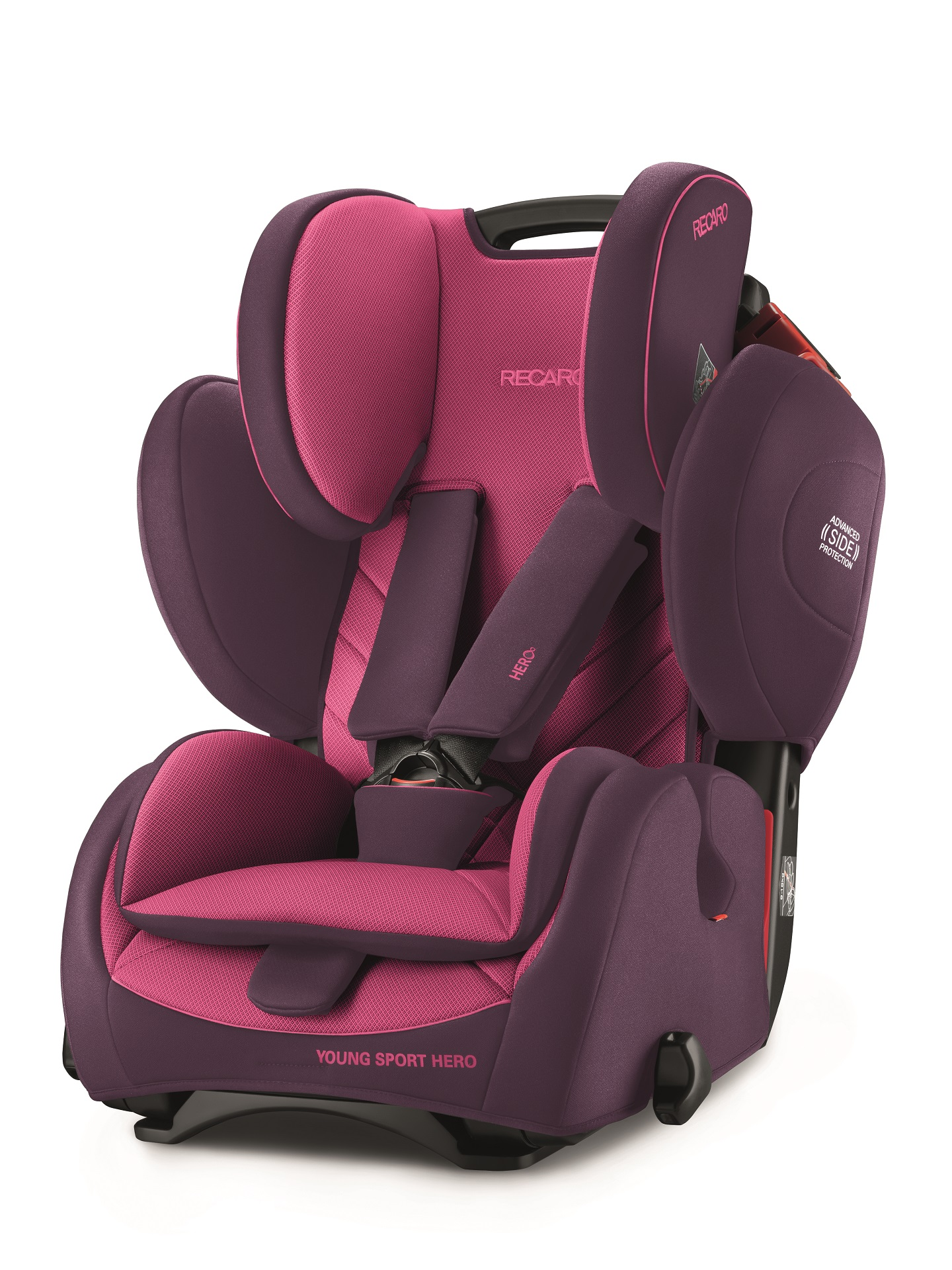 Recaro Child Car Seat Young Sport Hero Power Berry 2018