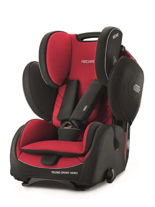 Chicco Child Car Seat Gro-up 123 2020 RED