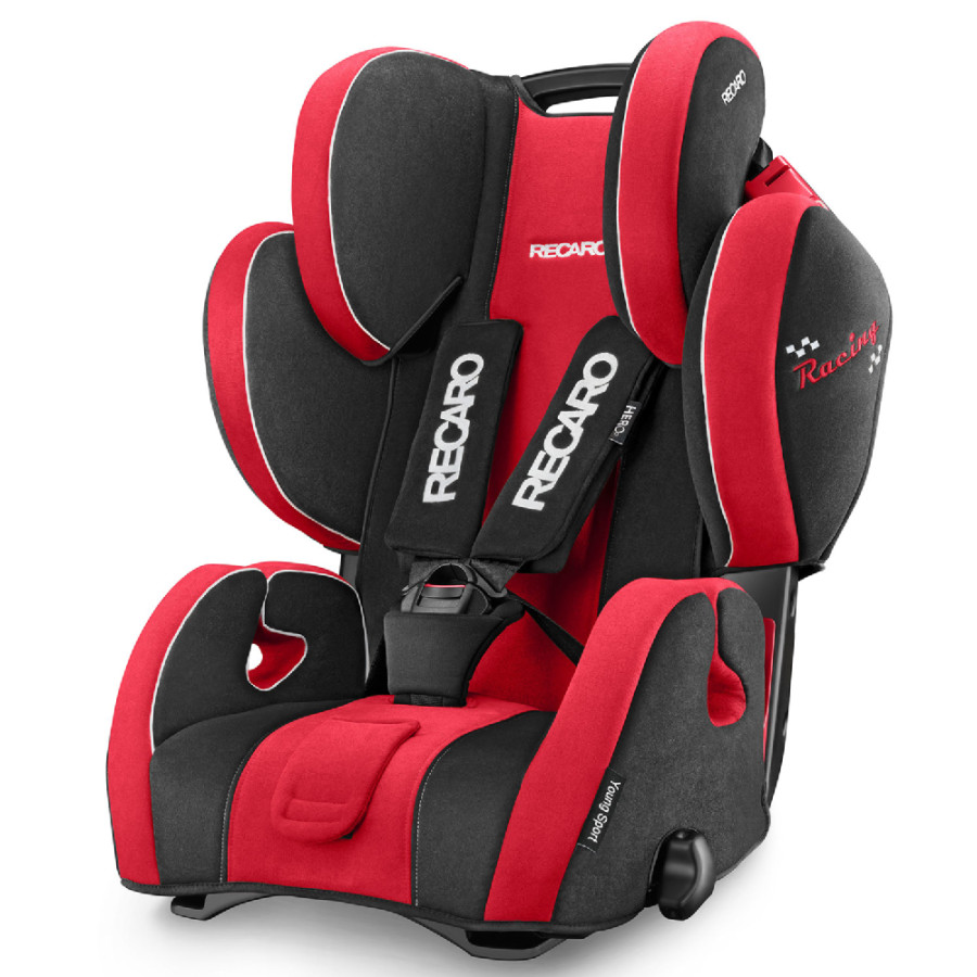 recaro child car seat young sport hero 2017 racing edition. Black Bedroom Furniture Sets. Home Design Ideas