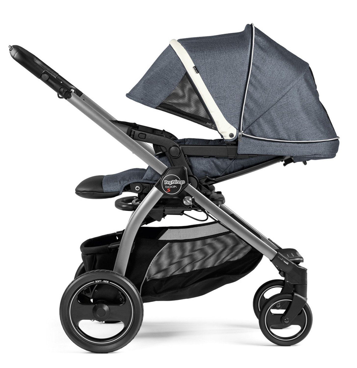 Luxe Mirage Peg Perego BBCCX2LMIR Book Cross blau