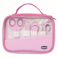 Chicco Nail Care Set -  * Proper nail care is important for everybody – even for our tiny humans. Chicco's Nail Care Set that comes with practical portable bag, features the most important accessories needed to keep baby's nails groomed.