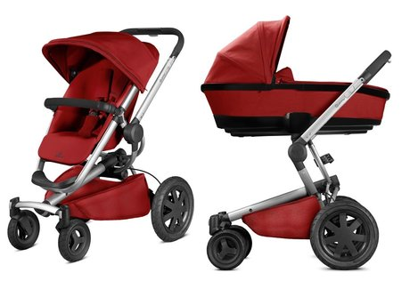Quinny Buzzy Xtra including Dreami Carrycot -  * The Quinny Buzz Xtra is a modern sport stroller and comes with the carrycot attachment with which you can easily transform it to a normal stroller>/li>