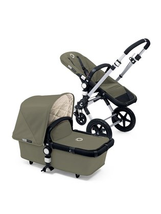 Bugaboo stroller Cameleon3 Classic Collection Dark Khaki 2015 - large image