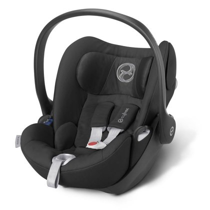 Cybex Infant Car Seat Cloud Q Black Beauty - black 2015 - large image