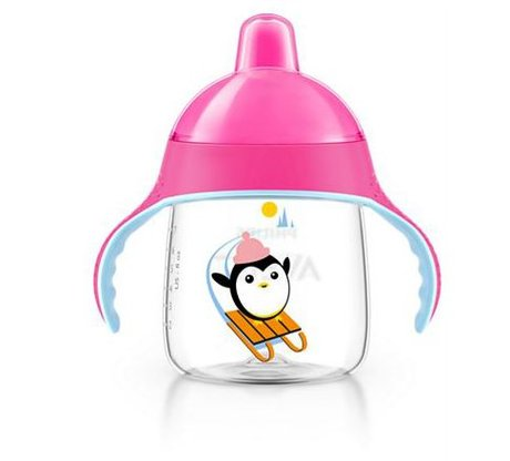 AVENT Spout Cup -  * The beautifully shaped spout cup from Avent makes it easy for your little one to learn early on how to drink from a cup.