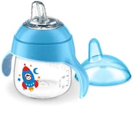 Philips AVENT Cup with Spout 200ml -  * The drinking cup by AVENT makes it easier for your child to learn to drink from the cup early on.