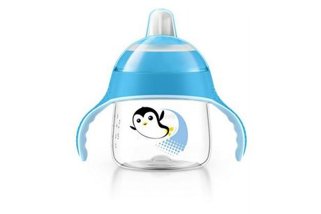 AVENT Soft Spout Cup -  * The beautifully shaped spout cup from Avent makes it easy for your little one to learn early on how to drink from a cup.