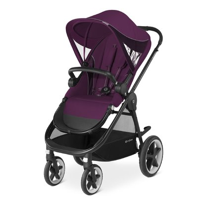 Cybex Stroller Balios M Mystic Pink - purple 2017 - large image