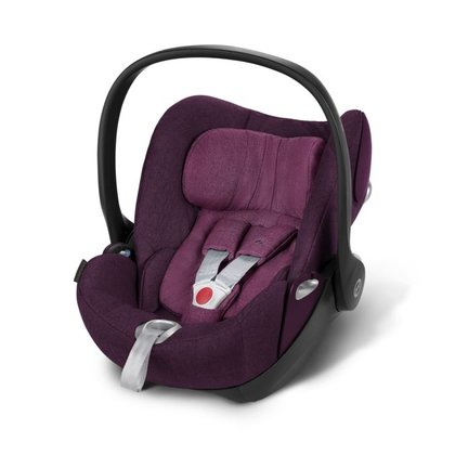 Cybex Platinum infant carrier Cloud Q Plus - * The Cybex infant carrier Cloud Q Plus offers an ergonomic, almost flat lying position outside of the car.