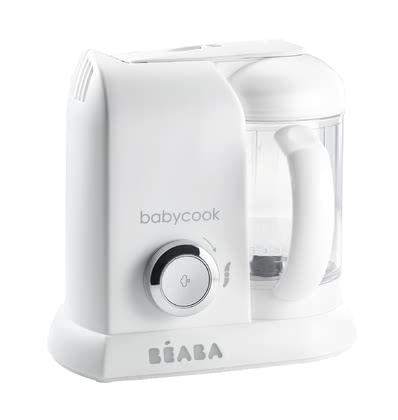 Béaba Babycook Solo -  * With the Béaba Babycook you can easily prepare your little one's favourite meals without wasting or losing any of the important vitamins or taste.