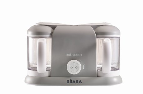 Béaba Babycook Plus -  * Thanks to the Béaba Babycook Plus steaming, blending, defrosting and heating food is the easiest thing in the world.
