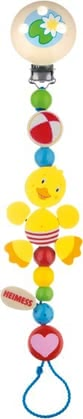 Goki soother chain Duck 2016 - large image