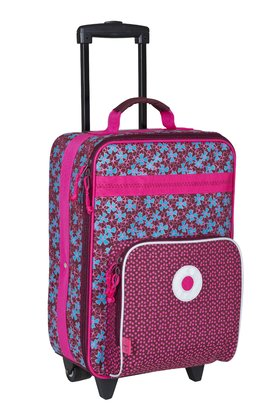 Lässig trolley for kids Blossie Pink 2016 - large image