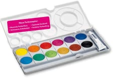 Lamy Watercolor paintbox aquaplus - The great paint box of the Lamy brand your little artists can paint and design according to your mood.