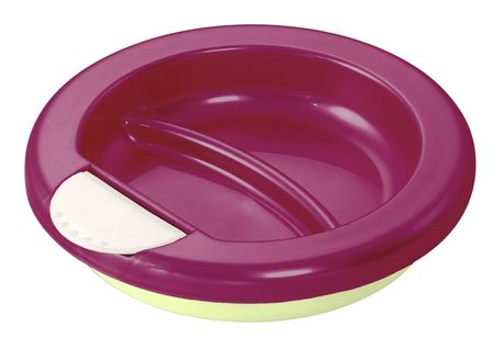 Rotho Warming Plate -  * When the little one's get bigger, one of the most important steps in the development of your child is learning to eat unaided.