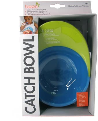 Tomy CATCH BOWL for toddler mealtimes 2016 - large image