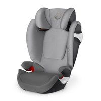 Cybex Child Car Seat Solution M -  * The Cybex Solution M provides your child with maximum safety and comfort from the age of 3 years up to 12 years. The group 2/3 child safety seat is characterised by its adjustable Linear Side Impact Protection and a headrest that features an adjustable inclination.