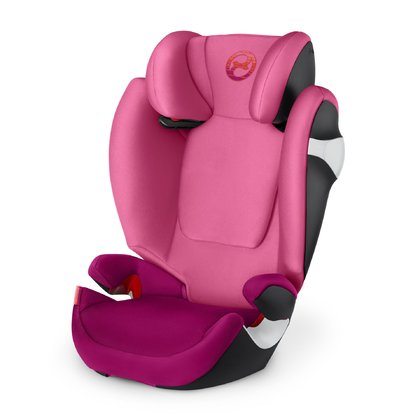 Cybex Child Car Seat Solution M Passion Pink - purple 2018 - large image