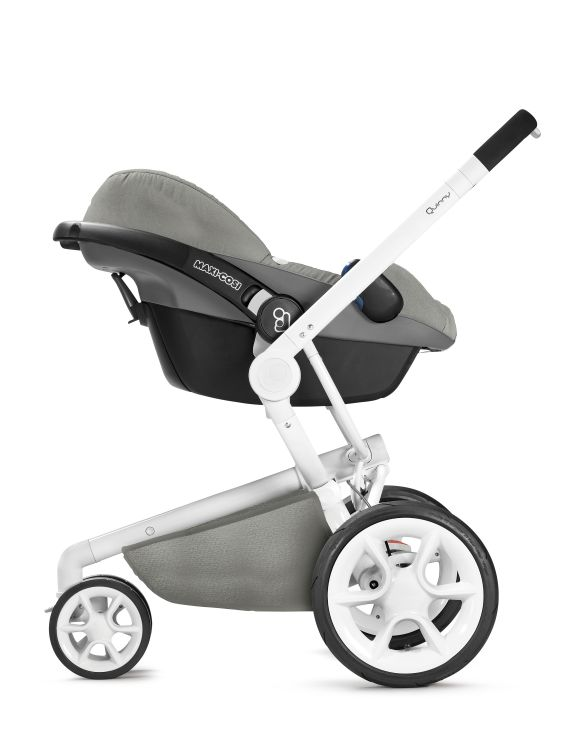 Quinny Moodd Including Dreami Carrycot And Maxi Cosi