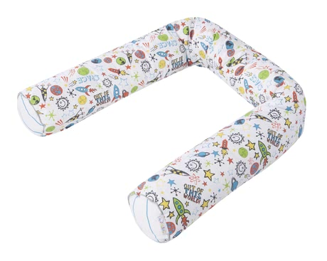 Zöllner my Julius cot bumper roll Space World 2016 - large image