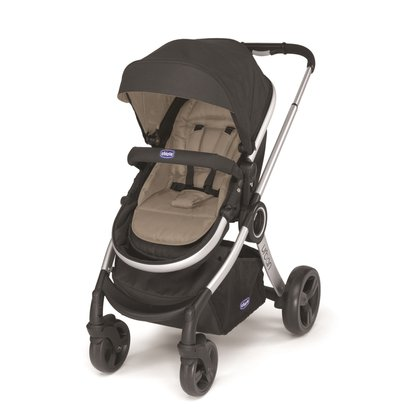Chicco pushchair Urban incl. Color Pack Beige 2015 - large image