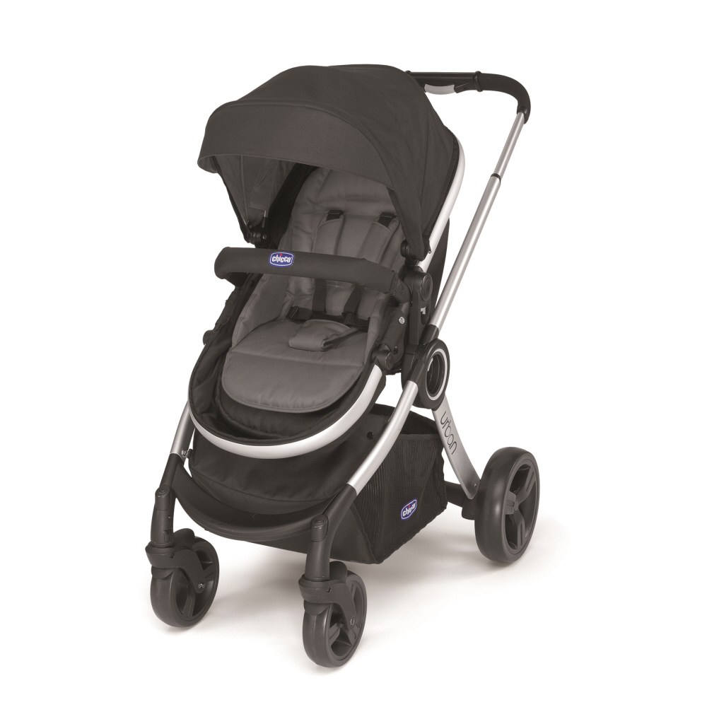 Chicco Pushchair Urban Incl Color Pack 2016 Anthracite