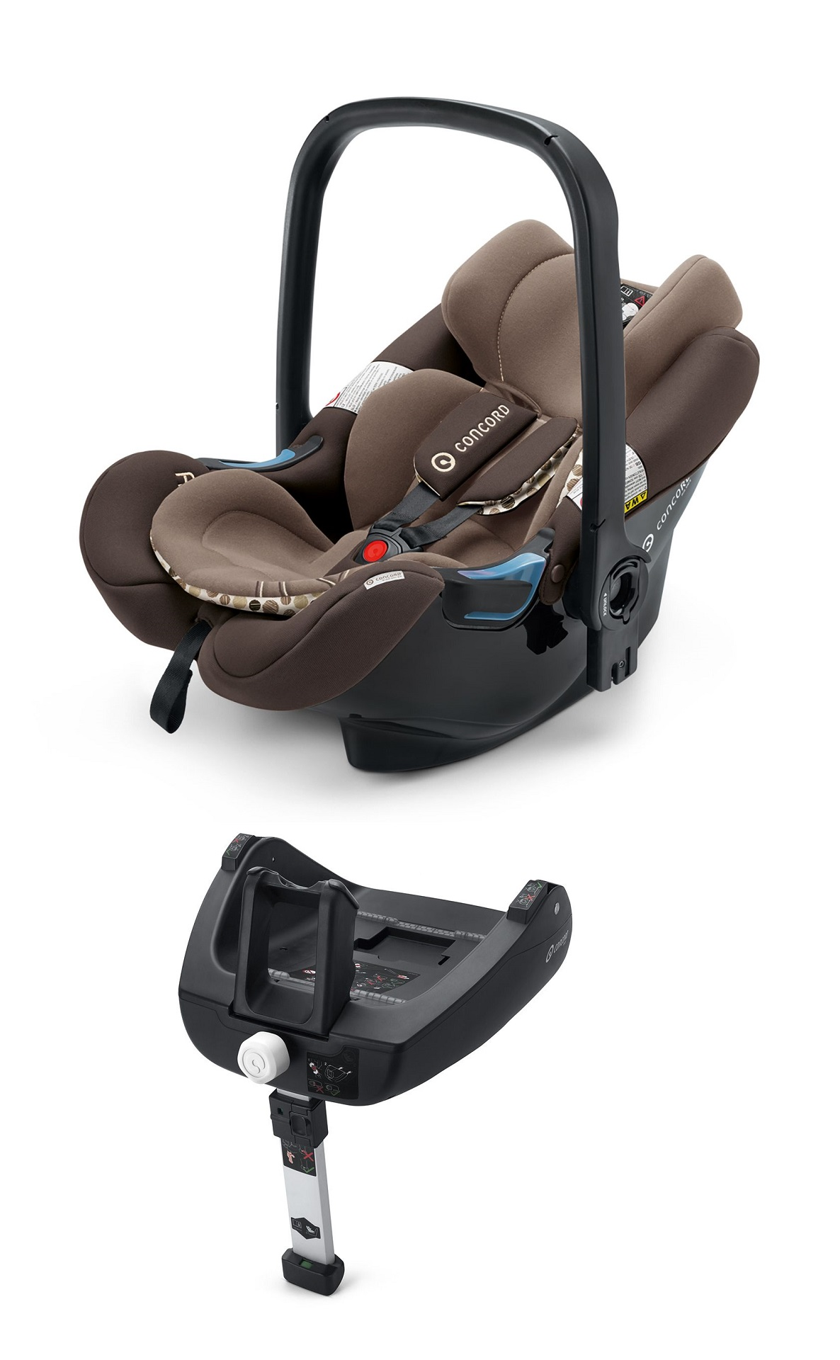 Be Safe Isofix Car Seat