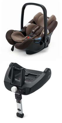 Concord Infant Car Seat AIR.SAFE incl. Airfix Isofix Base Chocolate Brown 2015 - large image
