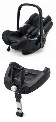 Concord Infant Car Seat AIR.SAFE incl. Airfix Isofix Base Raven Black 2015 - large image