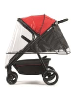 Recaro rain cover for Recaro buggy Citylife -  * The rain cover by Recaro is suitable for the buggy Citylife and will protect your little one in all weathers