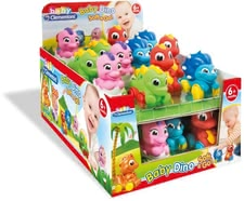 Dinosaurs Soft & Co - The cute baby dinosaur are the best in the game paradise of your small offspring. Blue, green, red or pink, no matter who the troll-journeymen.